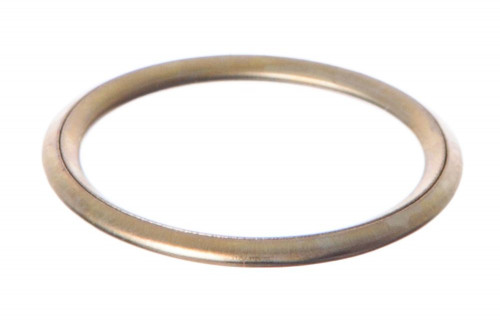 25MM BRASS HOLLOW CURTAIN RINGS