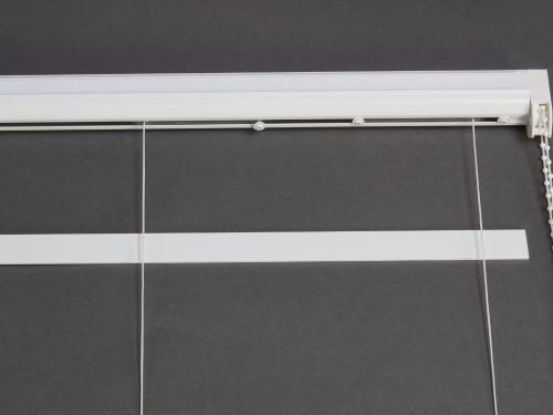 Roman Blind Head Rail & Bottom Bar Kit